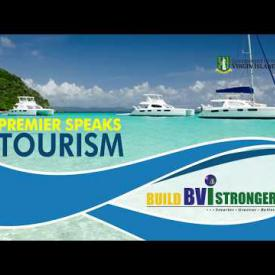 Embedded thumbnail for Premier Speaks - Tourism