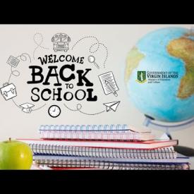 """Embedded thumbnail for Welcome Back to School! """"Care for me, Teach me, I will learn."""""""