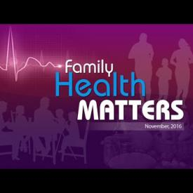 Embedded thumbnail for Family Health Report