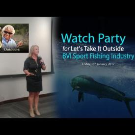 Embedded thumbnail for Watch Party for Let's Take It Outside - BVI Sports Fishing Industry