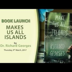 Embedded thumbnail for Make Us All Islands Book Launch