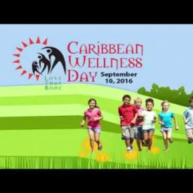 Embedded thumbnail for Carribean Wellness Day 2016 Message