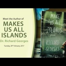 Embedded thumbnail for Meet the Author of Make Us All Islands: Dr. Richard Georges