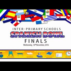 Embedded thumbnail for Inter Primary School Spanish Bowl Finals