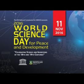 Embedded thumbnail for World Science Day for Peace and Development Award Ceremony and Exhibition