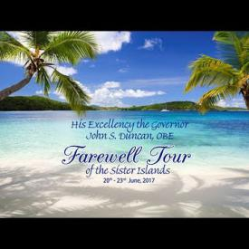 Embedded thumbnail for GOVERNOR DUNCAN COMPLETES SISTER ISLANDS FAREWELL TOUR