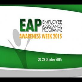 Embedded thumbnail for EAP Awareness Week 2015