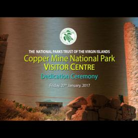 Embedded thumbnail for Dedication of the Copper Mine National Park Visitor Centre