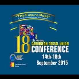 Embedded thumbnail for 18th Caribbean Postal Union Conference