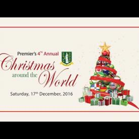 Embedded thumbnail for 2016 Premier's Christmas Around The World