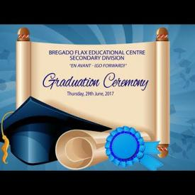 Embedded thumbnail for Bregado Flax Educational Centre Graduation Ceremony