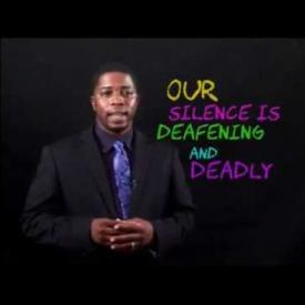 Embedded thumbnail for Domestic Violence Awareness Month - OUR SILENCE IS DEAFENING