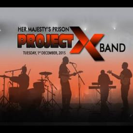 Embedded thumbnail for Project X Band at Her Majesty's Prison