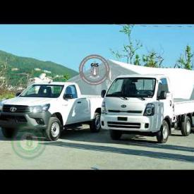 Embedded thumbnail for PAHO Donates Vehicles to Vector Control