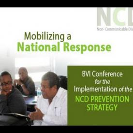 Embedded thumbnail for NCD Prevention Strategy - Mobilizing a National Response