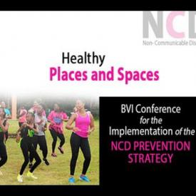 Embedded thumbnail for NCD Prevention Strategy - Healthy Places and Spaces