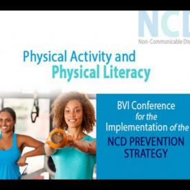 Embedded thumbnail for NCD Prevention Strategy - Physical Activity and Physical Literacy
