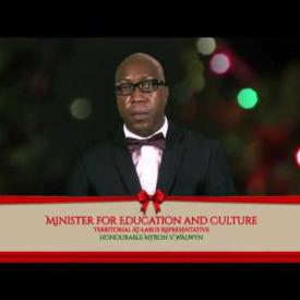 Embedded thumbnail for 2016 Holiday Message - Honourable Myron V. Walwyn