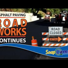 Embedded thumbnail for Road Works