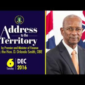 Embedded thumbnail for Address to the Territory - Tuesday, 6th December, 2016