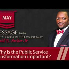 Embedded thumbnail for Deputy Governor's Monthly Message for May 2018 - Why is the Public Service Transformation Important?