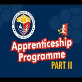 Embedded thumbnail for MEC Apprenticeship Programme - Part II