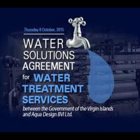 Embedded thumbnail for Water Solutions Agreement for Water Treatment Services